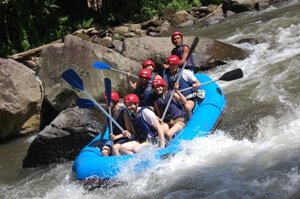 Ubud River Rafting